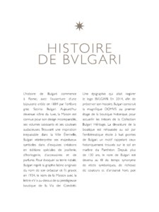 Catalogue Bulgari Joaillerie 2017 page 6
