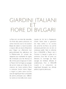 Catalogue Bulgari Joaillerie 2017 page 39