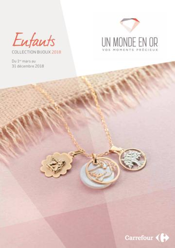 Catalogue Carrefour France Enfants 2018