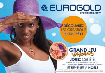 Catalogue Eurogold Martinique Vacances 2016