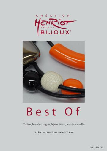 Catalogue Henriot Bijoux France 2015