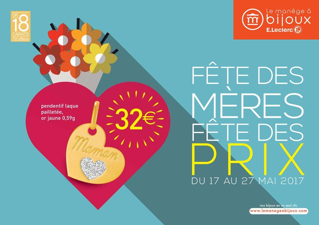 Catalogue le man ge bijoux f te des m res 2017 catalogue de bijoux - Fete des meres 2017 france ...