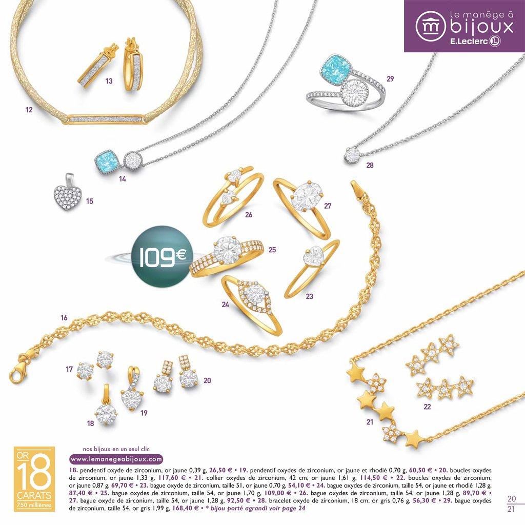 catalogue hiver 2018 le manége à bijoux