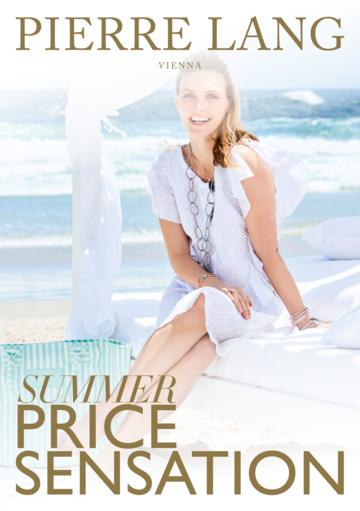 Catalogue Pierre Lang France Summer Collection 2017