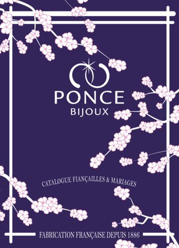 Catalogue Ponce Bijoux France 2016
