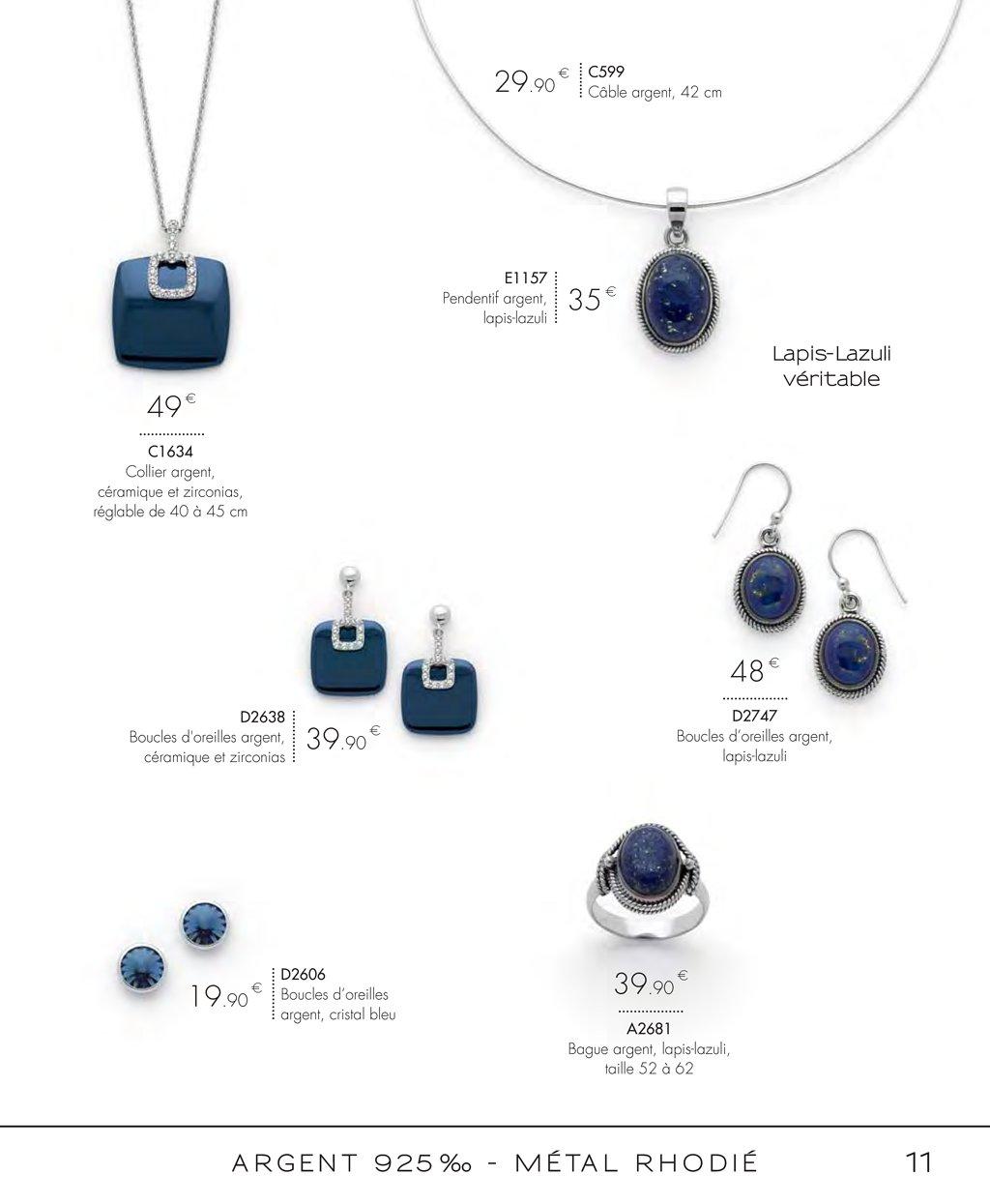 catalogue srd france ventes priv es 2017 catalogue de bijoux. Black Bedroom Furniture Sets. Home Design Ideas