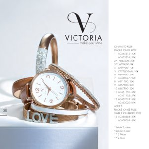 Catalogue Victoria Benelux 2018 page 32