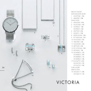 Catalogue Victoria Benelux 2018 page 38