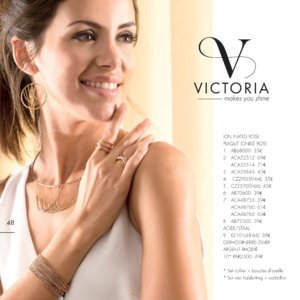 Catalogue Victoria Benelux 2018 page 50