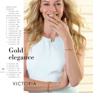Catalogue Victoria Benelux 2018 page 82