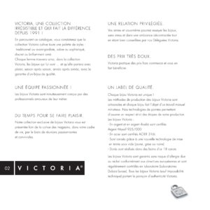 Catalogue Victoria France 2015 page 4
