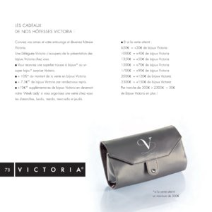 Catalogue Victoria France 2015 page 80