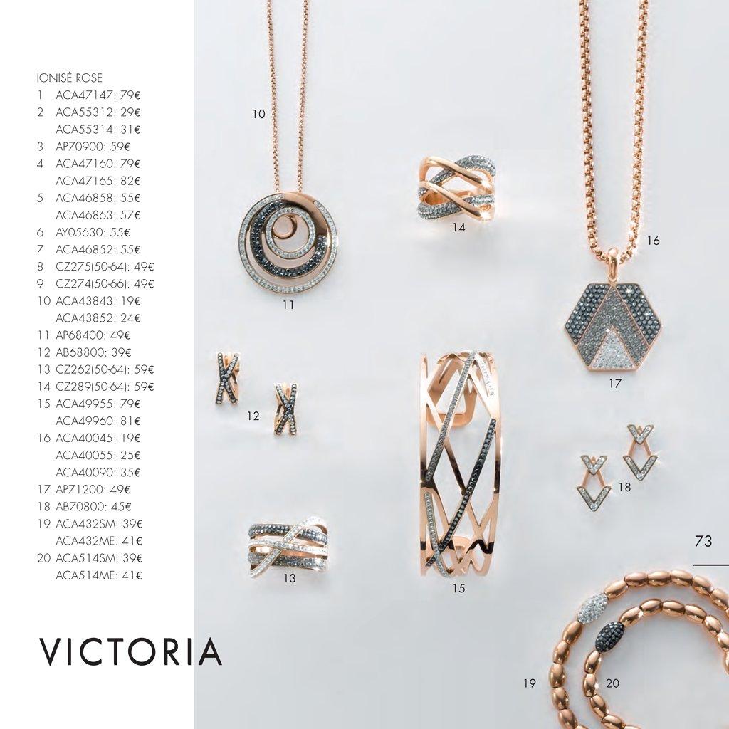catalogue victoria france 2018 catalogue de bijoux. Black Bedroom Furniture Sets. Home Design Ideas